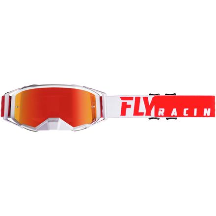 antiparra zone pro fly white red