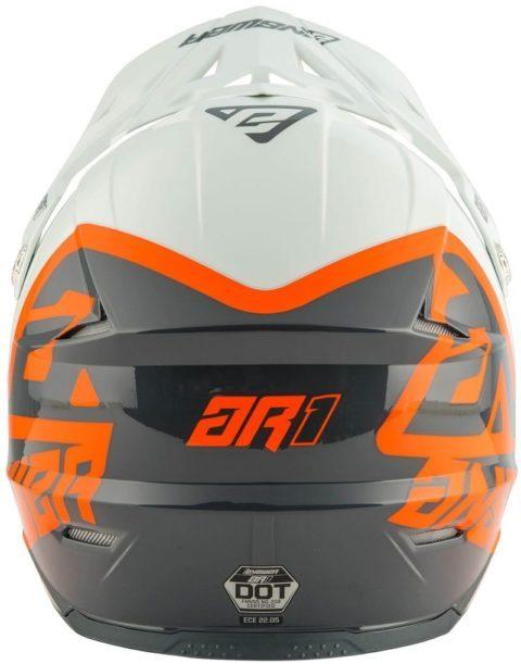 ar1 voyd helmet charcoal gray 1