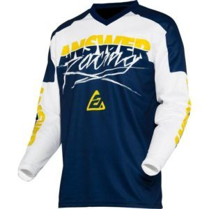 syncron pro glo youth jersey yellow midnight
