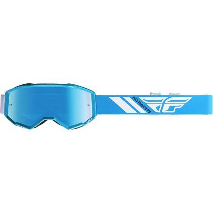 zone blue white
