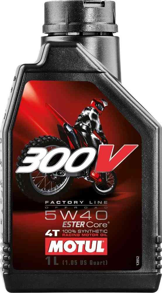 Motul 300V 4T FL Off Road 5W40 1l 1 ml