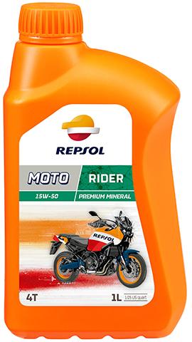 rider 15w50