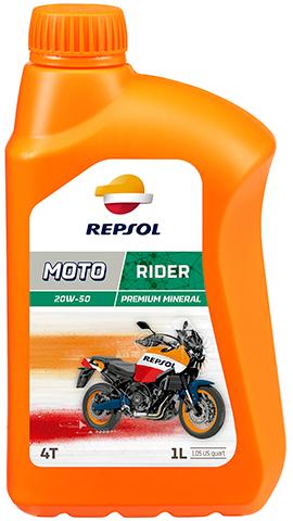 rider 20w50
